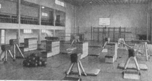 old gym 60s